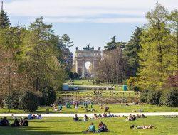 Parco Sempione, luogo di aggregazione a Milano