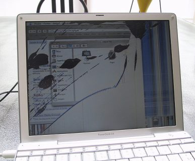 """computer rotto: Web che """"non funziona"""""""