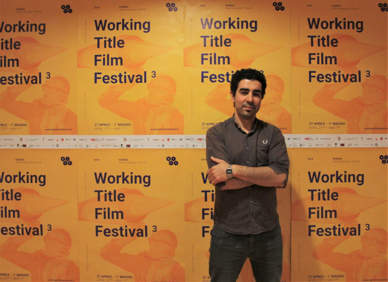 Elia Mouatamid, regista vincitore del Working Title Film Festival