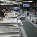 Giornalismo: due lati del processo di produzione