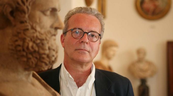 Antonio Natali, ex direttore della Galleria degli Uffizi
