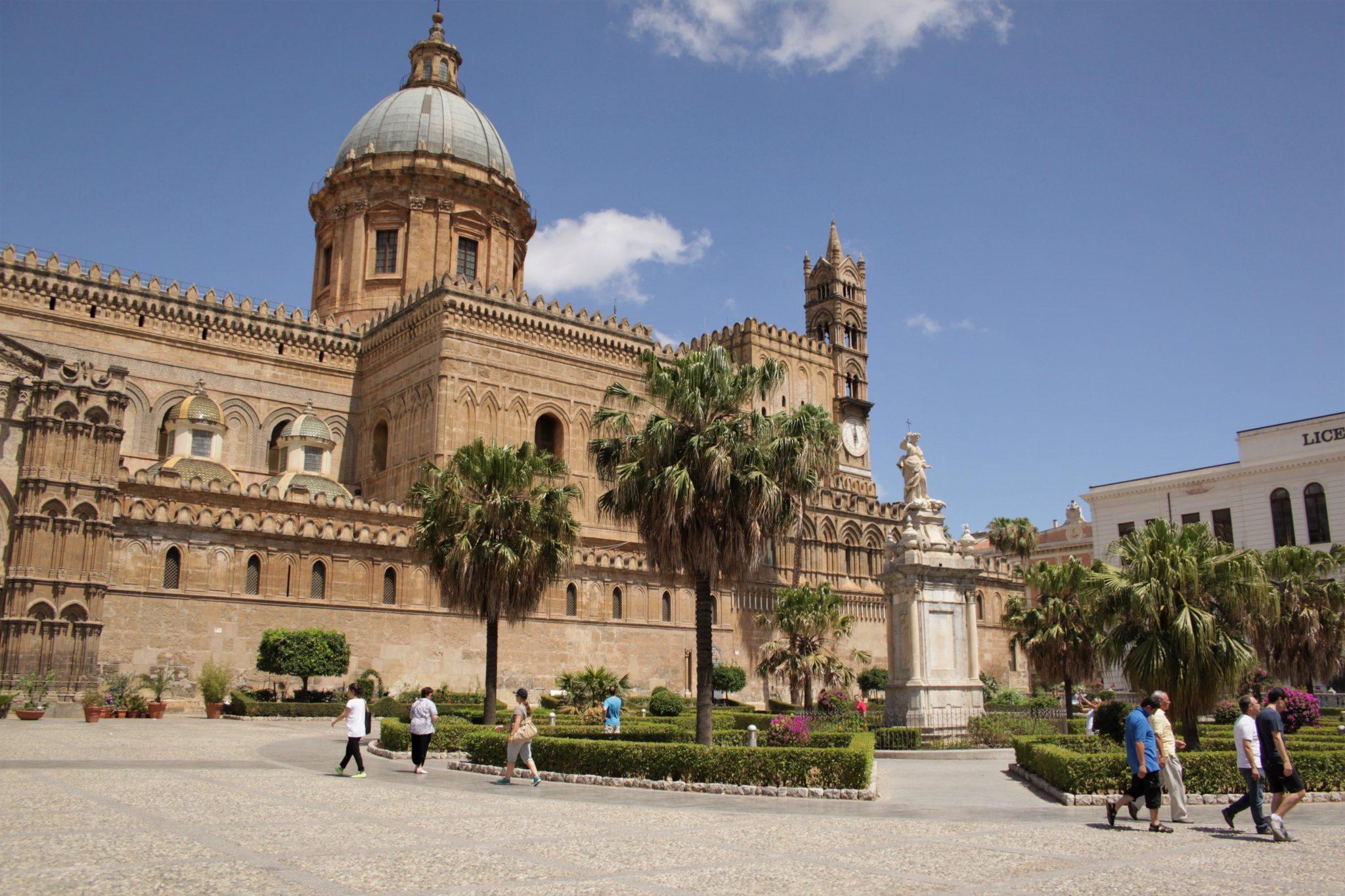 La cattedrale di Palermo, tra le capitali della cultura dal 2018