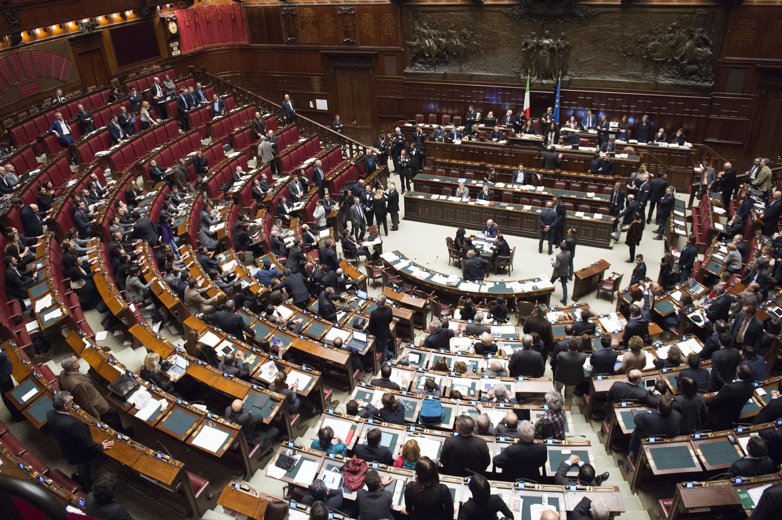 Il Parlamento italiano, organo osservato da Open Polis