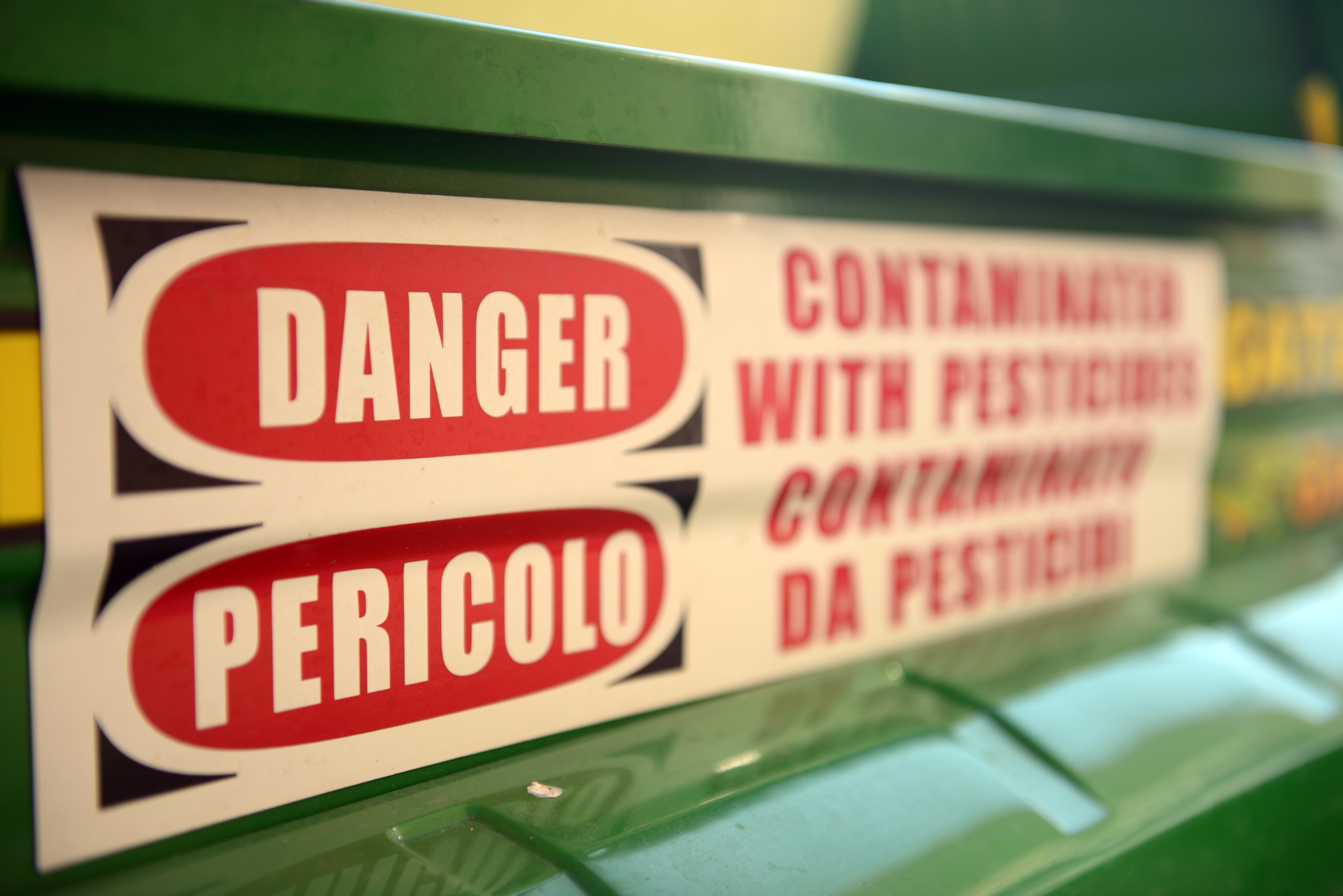 Business della paura: avviso di pericolo