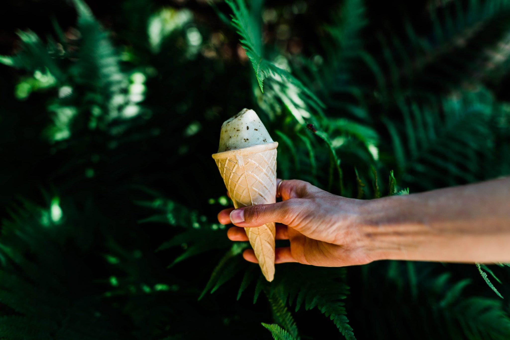 Il picco del gelato