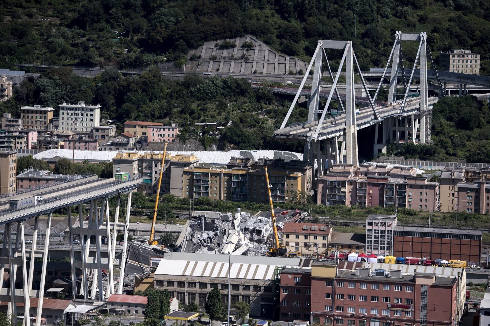 Prima di parlare di ponti andiamo in Svizzera