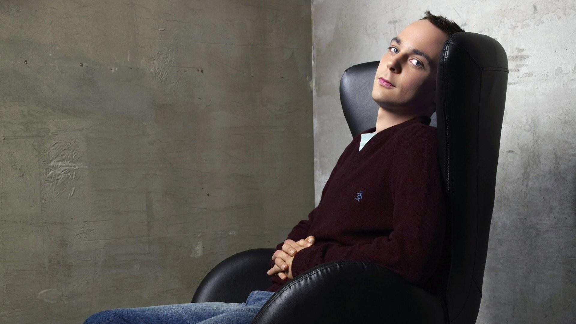 Sheldon Cooper, esempio principe dei disabili protagonisti di serie tv.