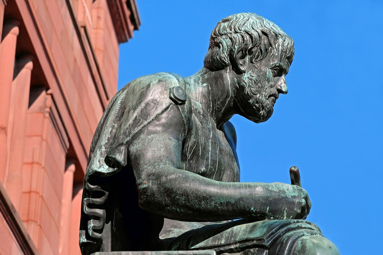 Aristotele chi lo assume?