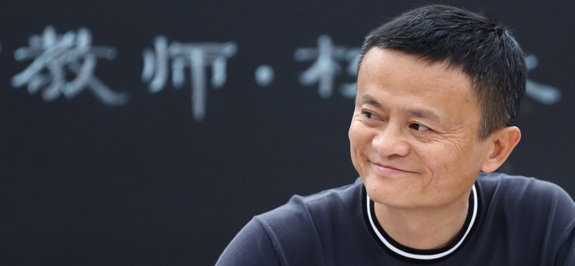 Jack Ma è uscito dal gruppo