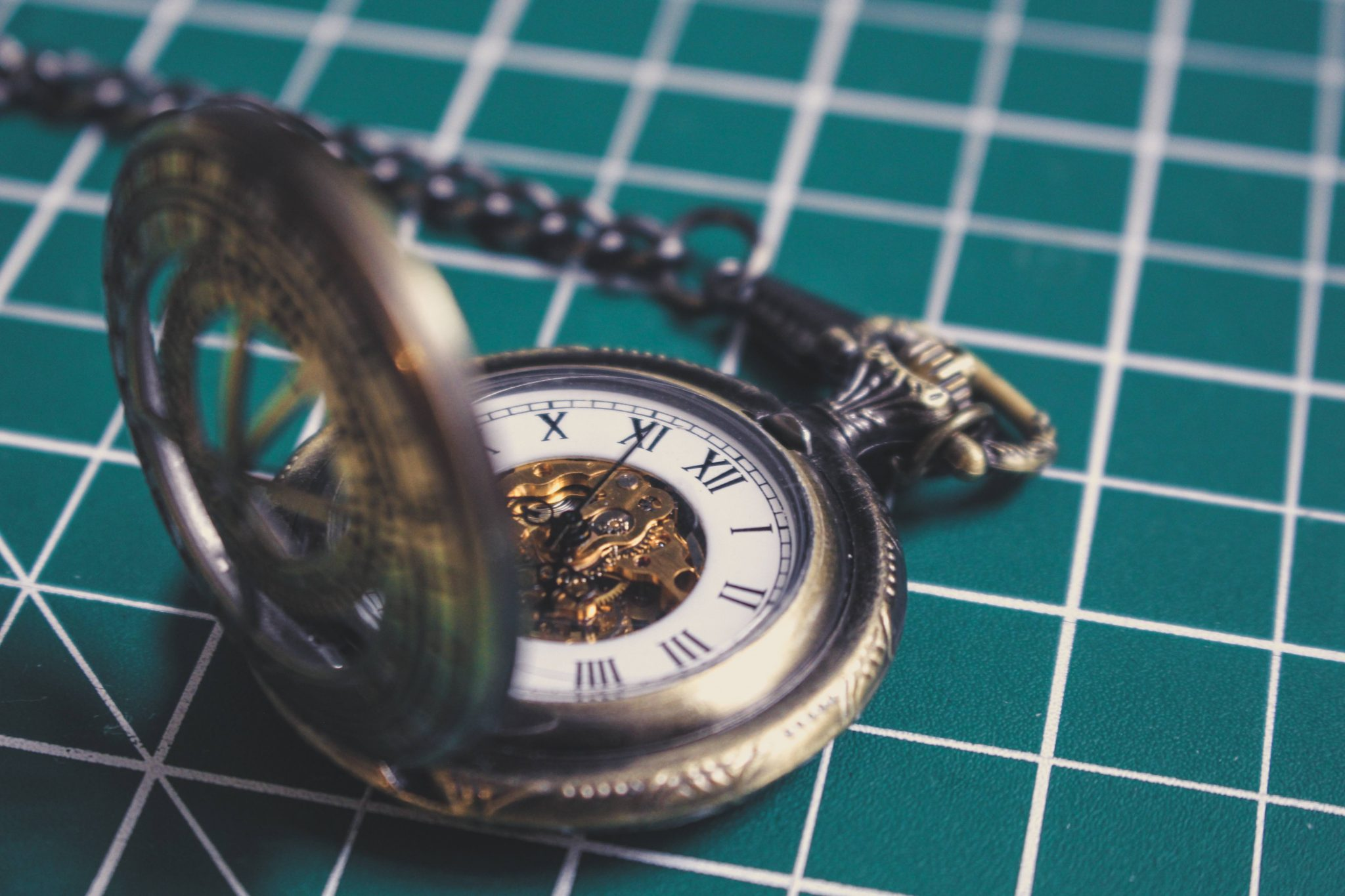 Un orologio, che simboleggia la gestione del tempo.
