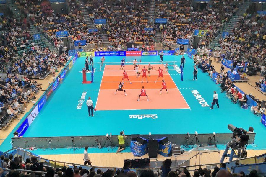 Volley, sempre volley, fortissimamente volley