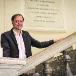 Paolo Giulierini, direttore del MANN, il museo archeologico di Napoli