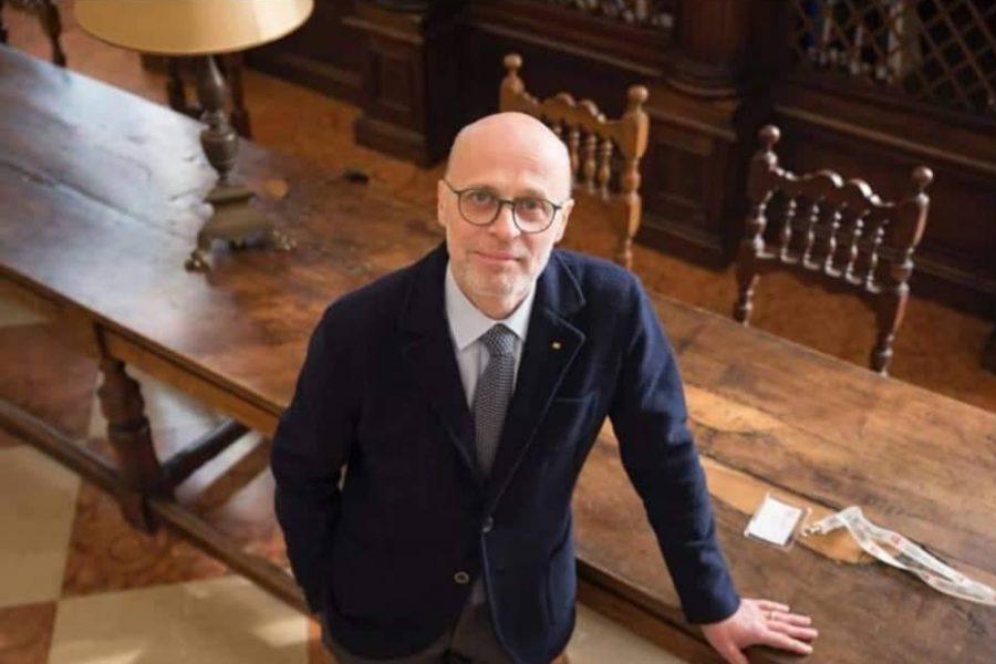Alberto Galla, il libraio dimezzato