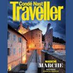 La copertina dedicata alle marche di una rivista che analizza il sistema ricettivo.