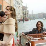 Un'immagine da un film girato a Venezia, ora di pertinenza della neonata Veneto Film Commission