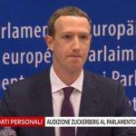 L'audizione di Mark Zuckerberg in seguito al caso Cambridge Analytica.