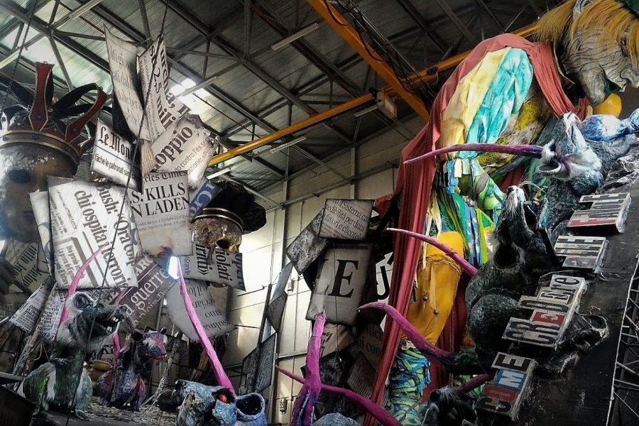 Il Carnevale di Viareggio cala la maschera sulla prima Academy al mondo