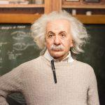 Albert Einstein, che per un periodo è stato residente a Pavia.
