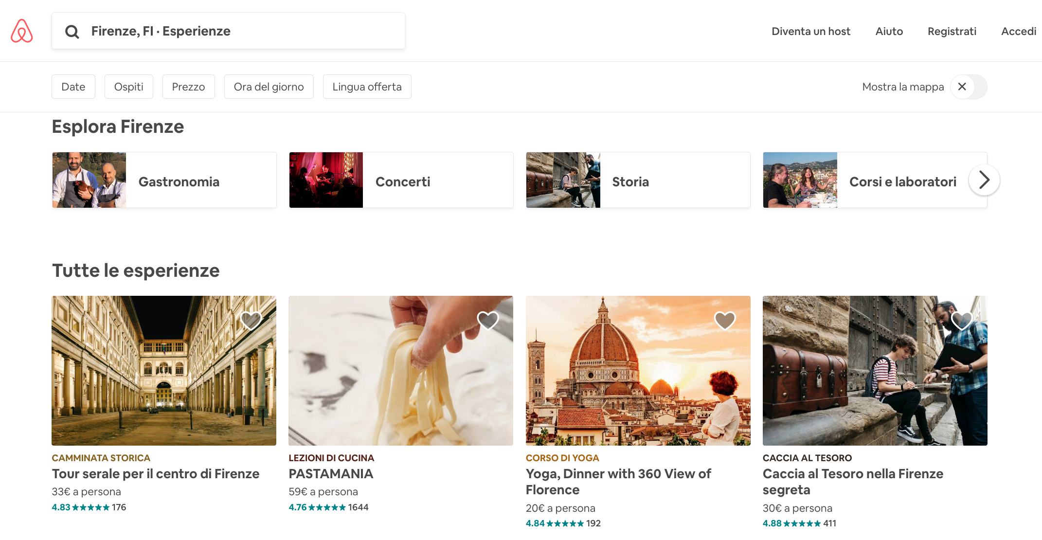 Il Turismo In Toscana Usa L Alibi Di Airbnb Senzafiltro