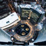 Una foto di Milano dall'alto, stella polare degli imprenditori lombardi