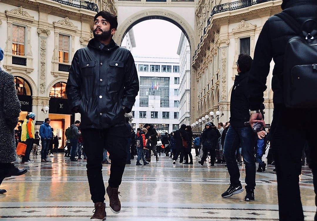 La Galleria Vittorio Emanuele II di Milano, nel cuore di una delle più importanti città del Nord Italia