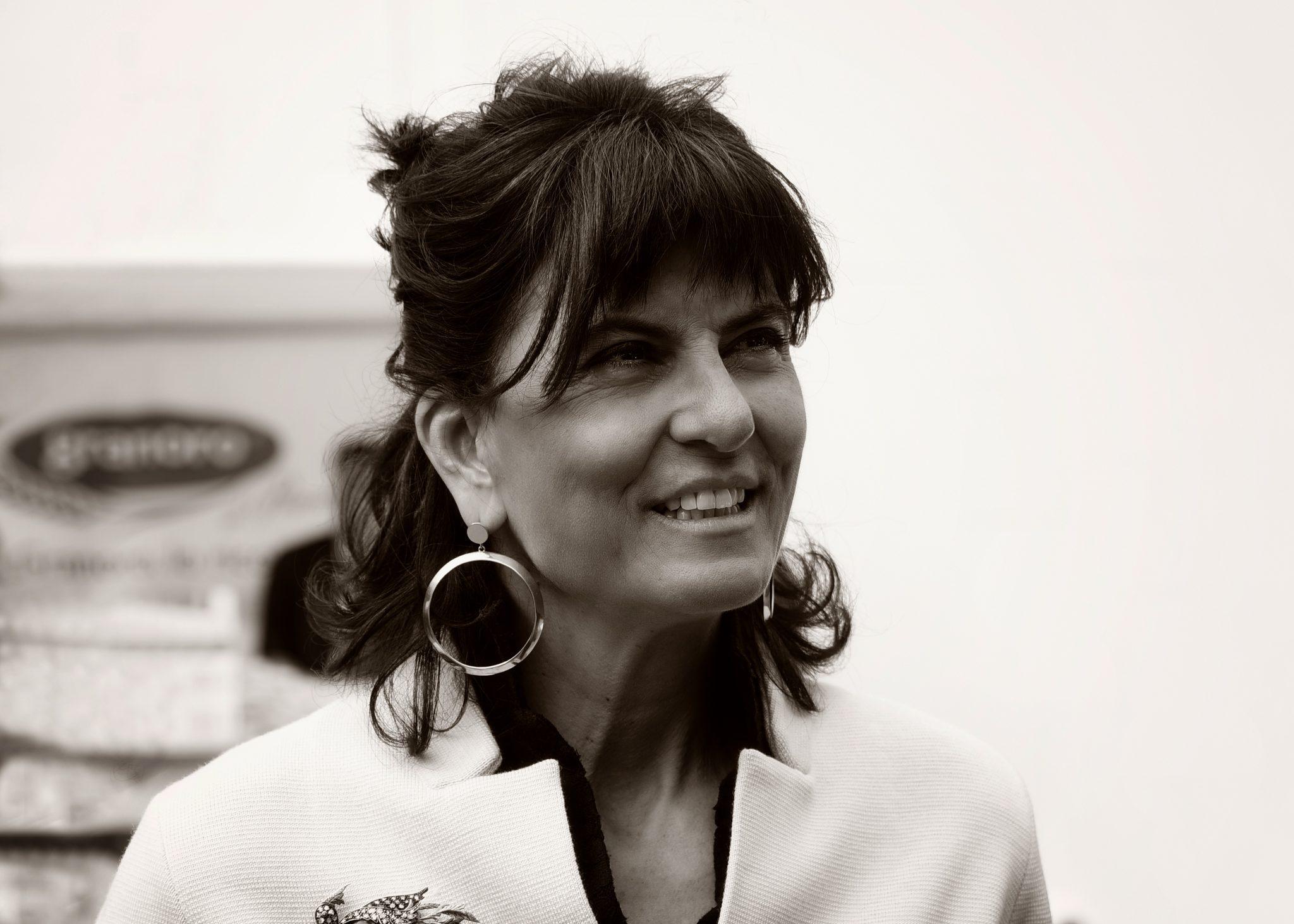Marina Mastromauro, guida del pastificio Granoro