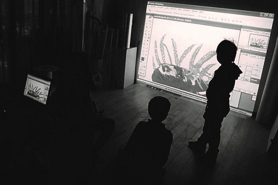Formatori a Reggio Children: il mondo li guarda