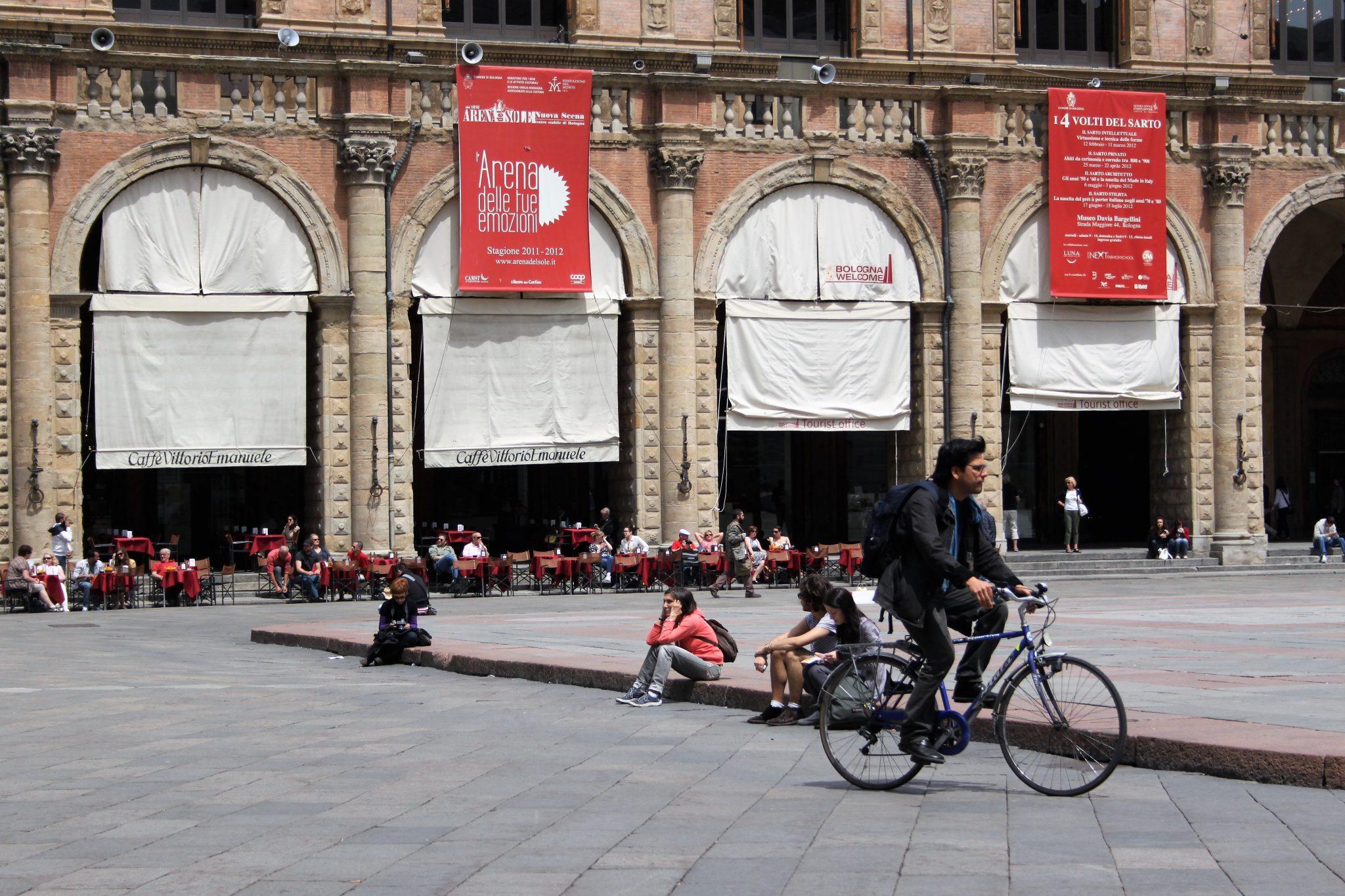 Bologna, la più amata dagli italiani (purché free lance e fuorisede)