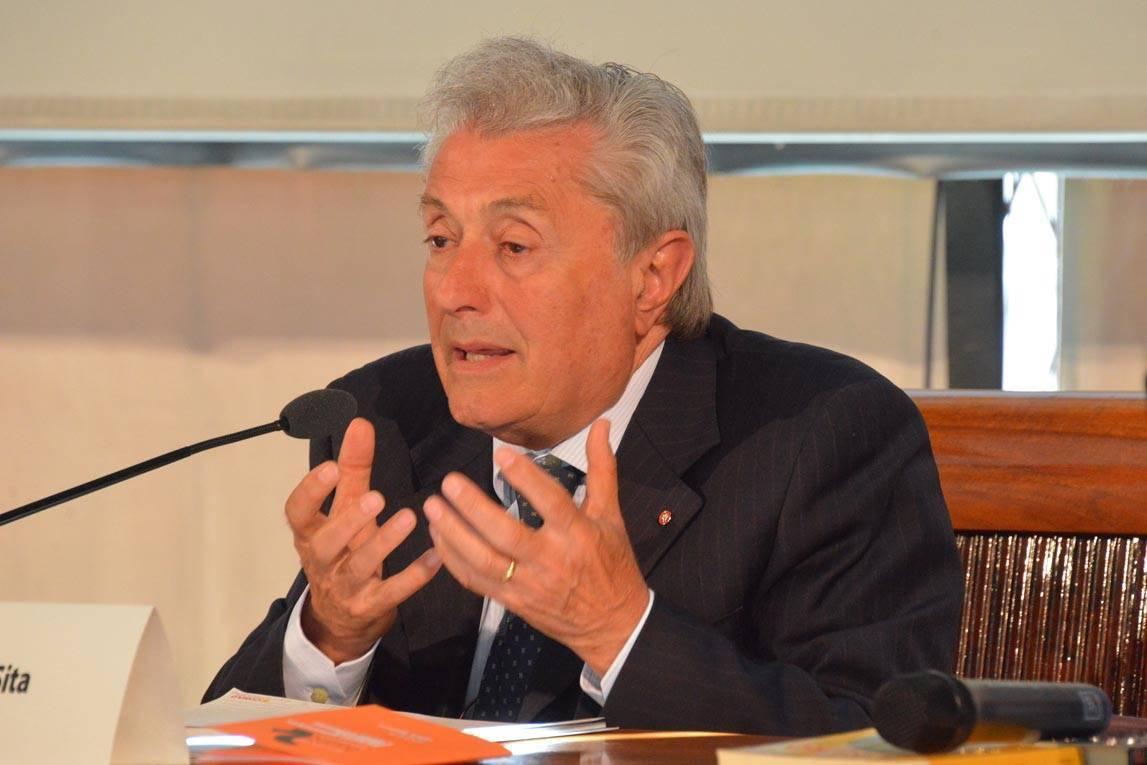 Luciano Sita, tra i primi realizzatori della cooperativa emiliana