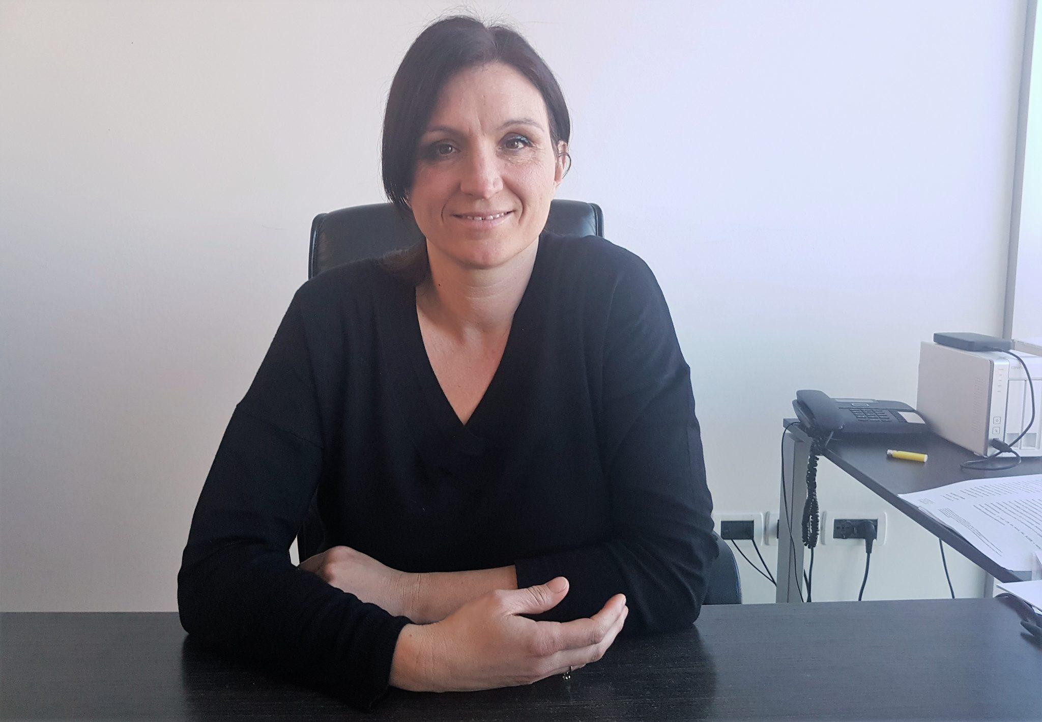 Stefania Suzzi, imprenditrice e atleta romagnola