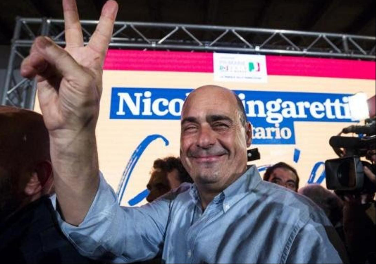 Nicola Zingaretti, il nuovo segretario del PD.