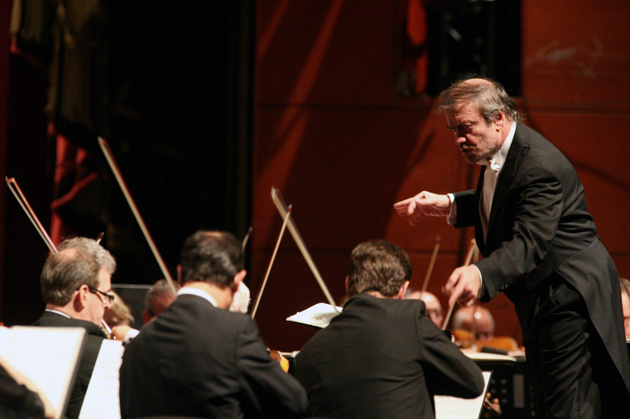 Un direttore d'orchestra, simbolo dei nuovi manager aziendali
