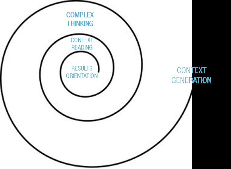 Le quattro metacompetenze per governare la complessità.