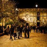 Giovani che hanno deciso di tornare in Basilicata per le strade di Matera