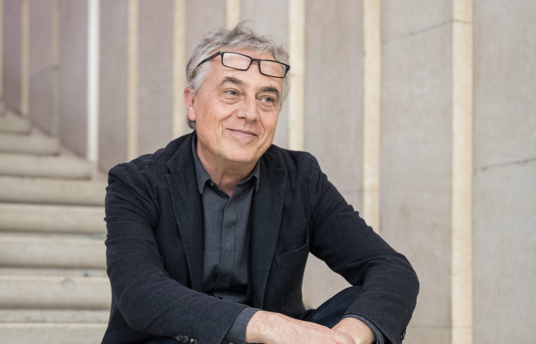 L'architetto Stefano Boeri, al quale abbiamo domandato se Matera finirà come Venezia.
