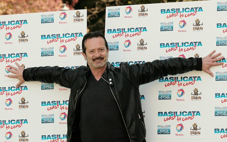 Rocco Papaleo, che per parlare della sua Basilicata ci ha indicato l'attore Ulderico Pesce