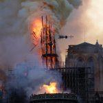 L'incendio di Notre-Dame. Verrà salvata dalle donazioni di lusso?