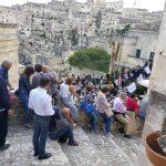 Il boom del turismo a Matera.