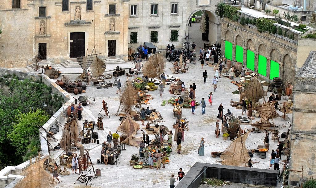 Nuovo cinema Basilicata: un set nei Sassi di Matera