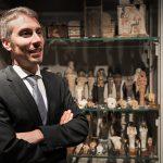 Christian Greco, direttore del Museo Egizio di Torino