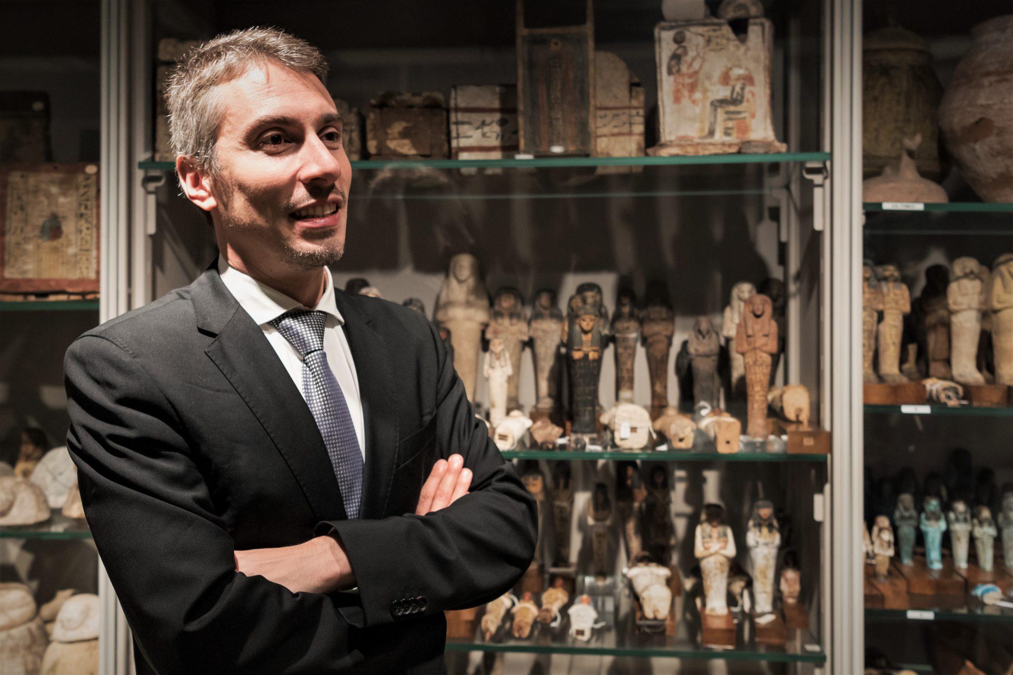Christian Greco e la nuova Agorà torinese