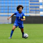 Sara Gama, una delle Azzurre