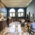 Ristoranti nei musei: il Caffè Fernanda, nella Pinacoteca di Brera