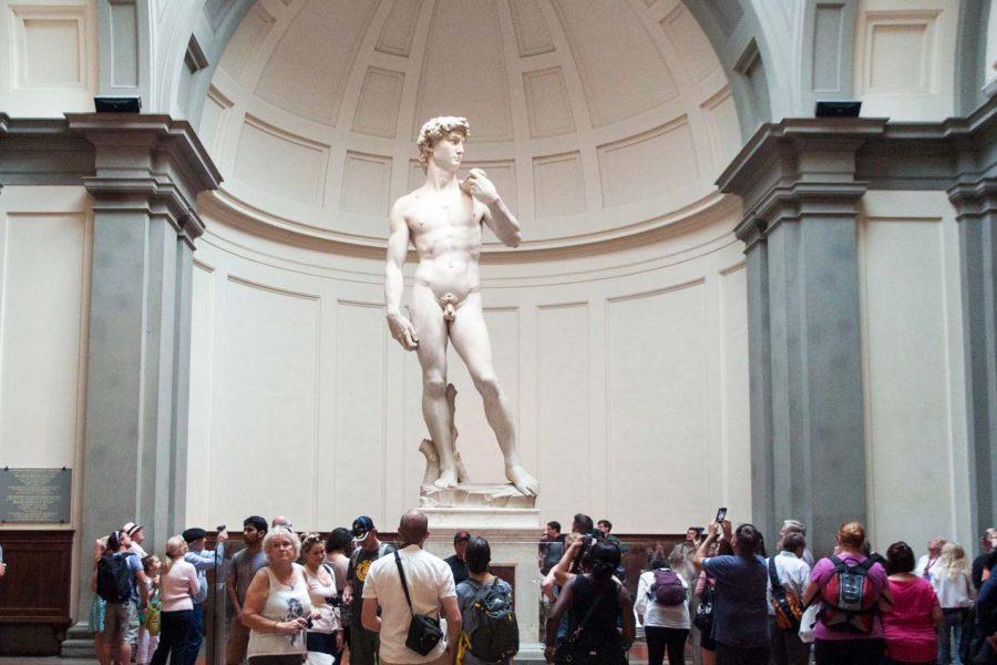 Finte guide turistiche o veri difensori del David?