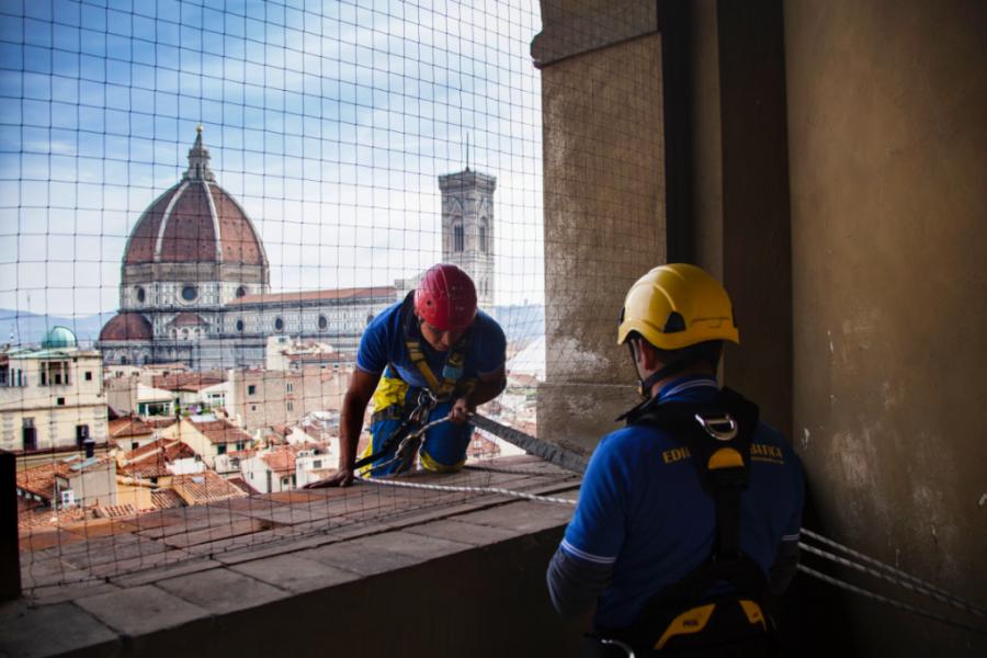 Firenze: la fragilità della bellezza