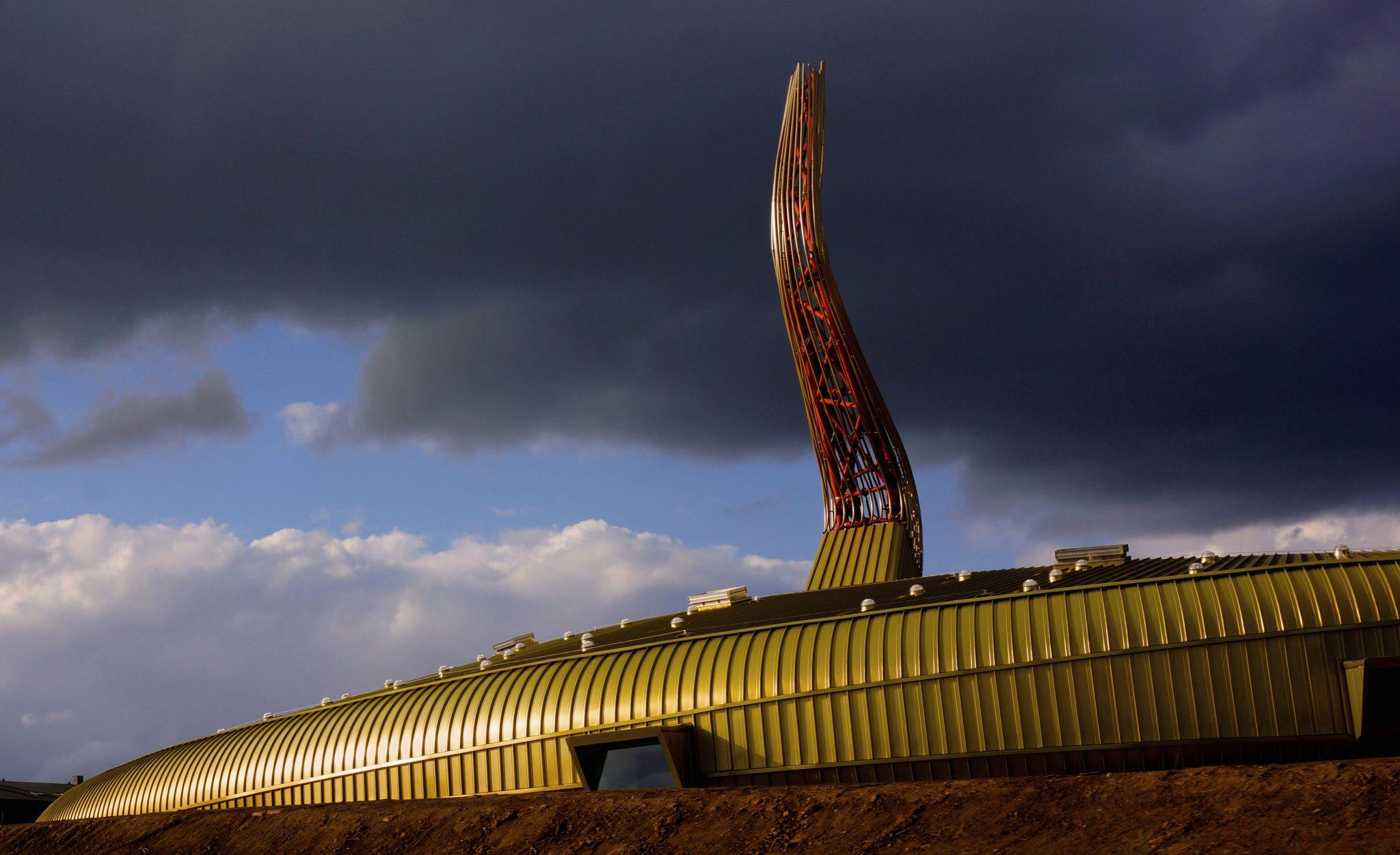 Uno dei musei di arte contemporanea citati nell'articolo: il Centro Luigi Pecci di Prato
