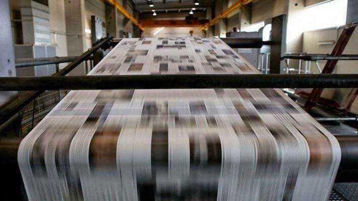 I giornali non sono più specchio, ma selfie