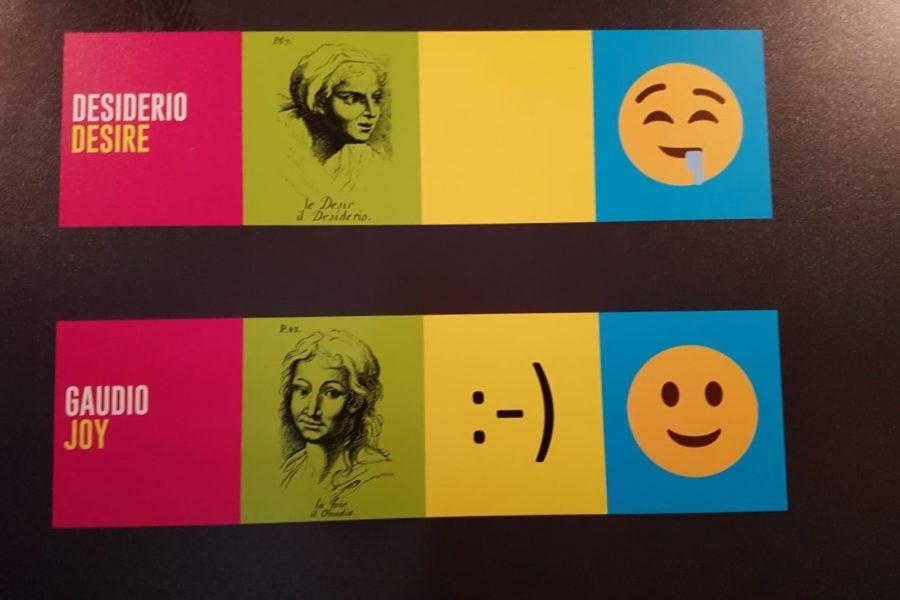 Fisiognomica ed emoji si parlano al cinema