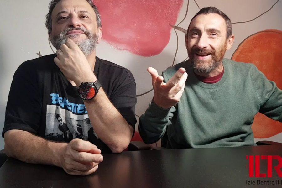 [VIDEO] Manetti Bros: i mestieri nascosti del cinema