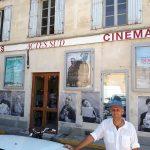 Morris Donini, proprietario del cinema di provincia Mandrioli